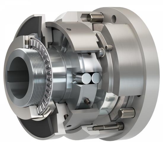 EAS®-reverse含自动再啮合的扭矩限制器 为难以接近的驱动器提供完美的过载保护