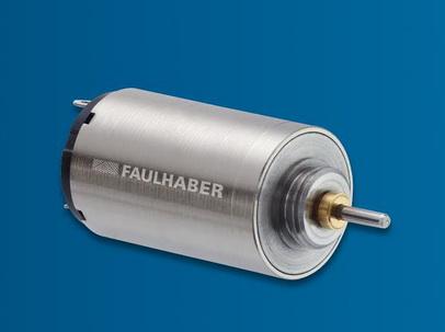 带精密合金换向器的新型直流微电机 - FAULHABER公司推出1016…SR系列新款直流电机产品