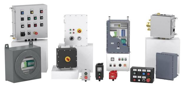 倍加福推出适用于各种应用的广泛的电气防爆设备产品组合
