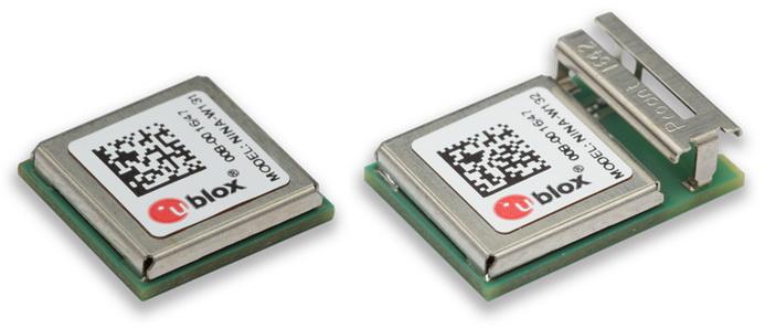 u-blox发表适用于工业市场 最安全的Wi-Fi模块