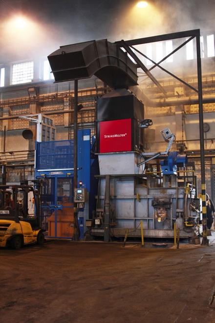 旧熔炼炉焕发新生 - 史杰克西捷克StrikoMelter熔炉改造项目超出预期水平