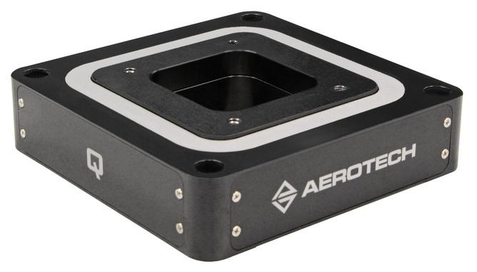 Aerotech XYZ压电定位台可实现优异的3D定位精度