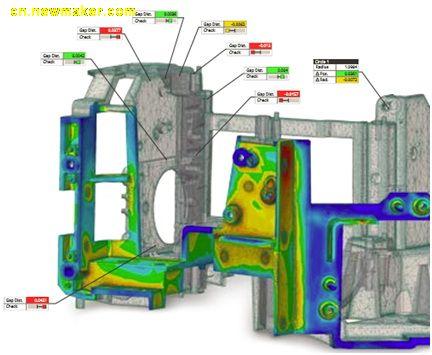 3D Systems最新发布的Geomagic Control X 2018和GibbsCAM 12 提高制造业的生产力和效率