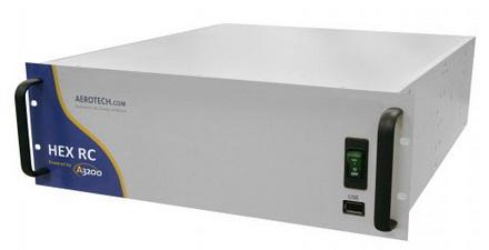 Aerotech发布HEX RC多轴运动控制器