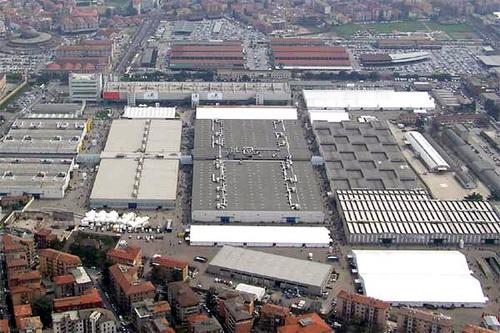 Veronafiere quartiere fieristico di verona italy for Verona fiera