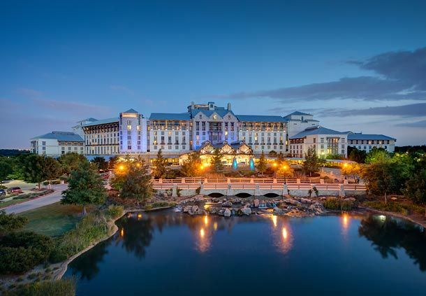 Gaylord Texan Resort Amp Convention Center United States