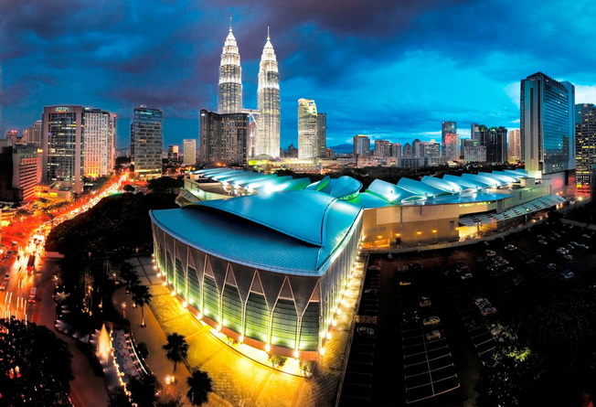 Kuala Lumpur Convention Centre Klcc Malaysia Showsbee Com