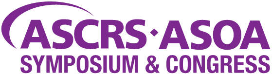 ASCRS ASOA Symposium & Congress 2020
