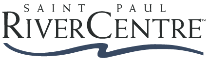Saint Paul RiverCentre logo
