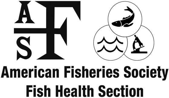 American Fisheries Society - Fish Health Section logo