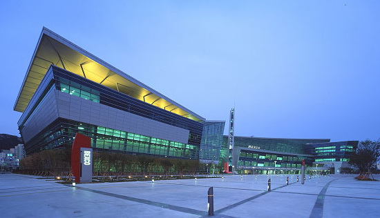 BEXCO - Busan Exhibition and Convention Center