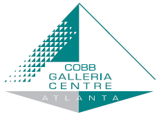 Cobb Galleria Center, Atlanta logo