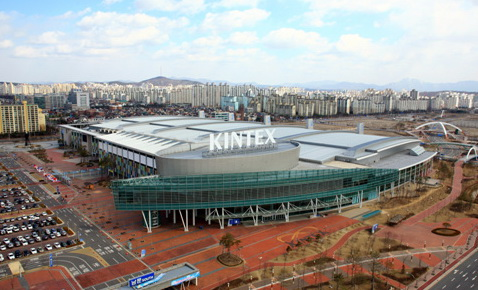 KINTEX - Korea International Exhibition Center