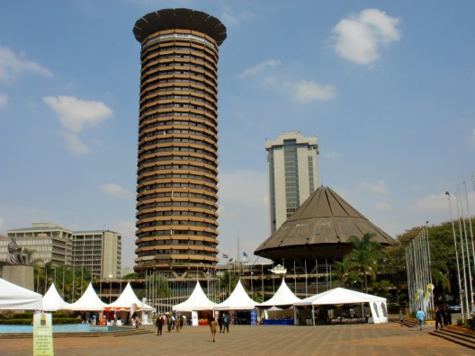 Kenyatta International Convention Centre (KICC)