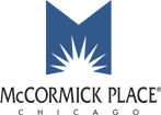 McCormick Place Convention Center logo