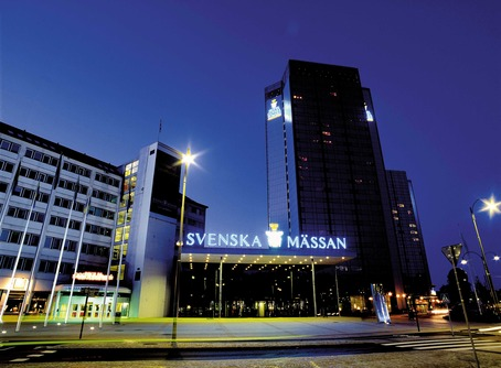 Svenska Mässan - The Swedish Exhibition & Congress Centre