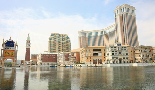 The Venetian Macao Cotai Expo