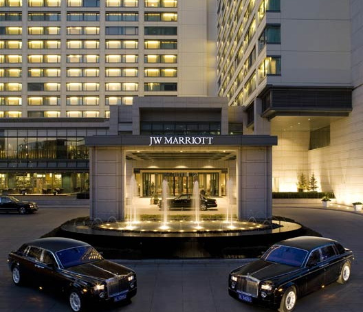 JW Marriott Beijing hotel