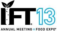 IFT Food Expo 2013