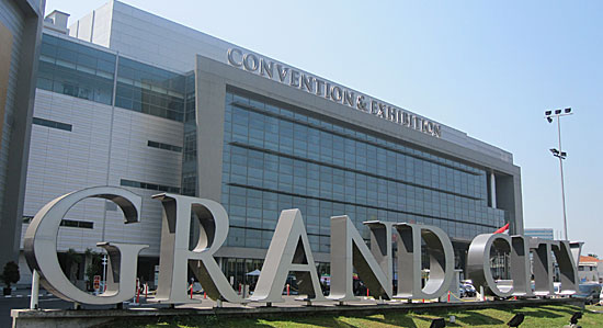 Grand City Convex Surabaya Convention Center