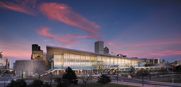 Colorado Convention Center United States Showsbee Com