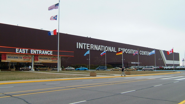 I-X Center - Cleveland Convention and Exhibition Center