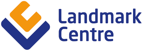 LandMark Centre at Landmark Village logo