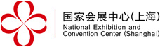 National Exhibition and Convention Center (NECC) Shanghai logo
