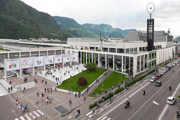 Messe Bozen - Bolzano Exhibition Center
