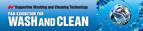 Pan-Exhibition for Wash and Clean 2015
