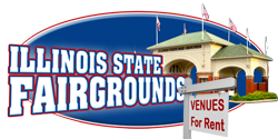 Illinois State Fairgrounds logo
