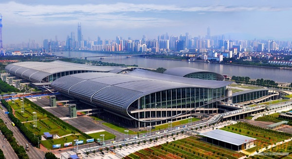 Image result for guangzhou china import & export fair complex
