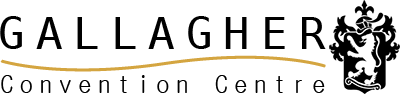 Gallagher Convention Centre logo