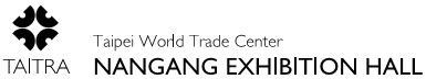 Taipei Nangang Exhibition Center logo
