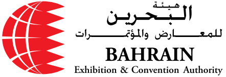 Bahrain International Exhibition & Convention Centre (BIECC) logo