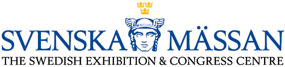 Svenska Mässan - The Swedish Exhibition & Congress Centre logo