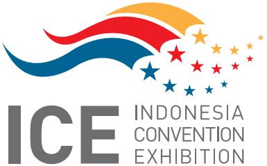 Indonesia Convention Exhibition (ICE) logo