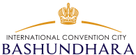 International Convention City, Bashundhara logo
