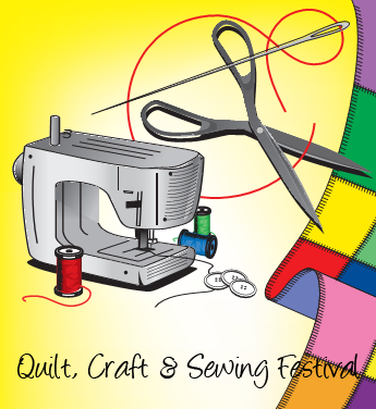 Oklahoma City Quilt, Craft & Sewing Festival 2020