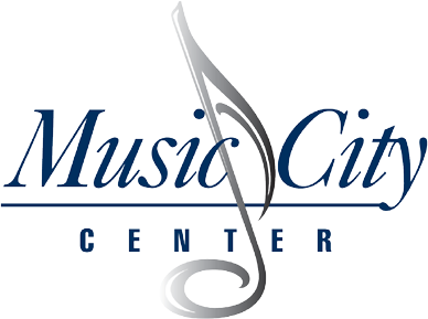 Nashville Music City Center logo