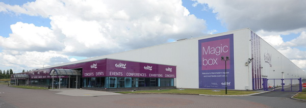EventCity - the exhibition space