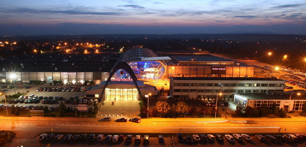 Targi Kielce - Kielce Trade Fairs Congress Centre