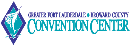 Greater Fort Lauderdale Broward County Convention Center logo