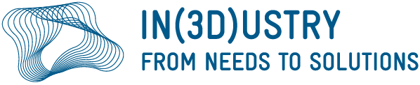 IN(3D)USTRY From Needs to Solutions 2020