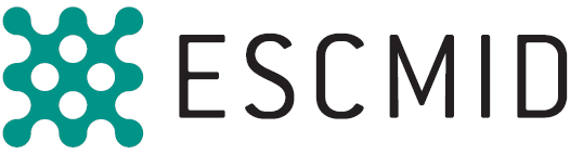 European Society of Clinical Microbiology and Infectious Diseases (ESCMID) logo
