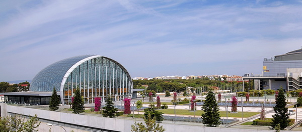 Feria Valencia Convention and Exhibition Centre