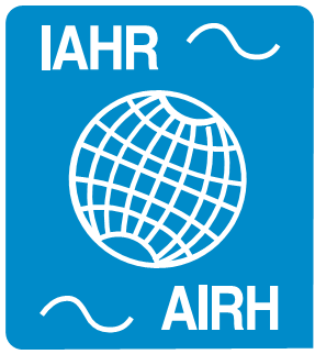 IAHR - International Association for Hydro-Environment Engineering and Research logo