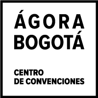 Agora Bogota Convention Center logo
