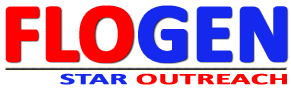 FLOGEN Star OUTREACH logo