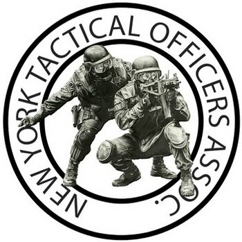 NYTOA - New York Tactical Officers Association logo